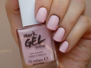 Lak na nehty Gel Shine - Pink of Me
