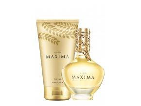 1652247 avon maxima parfum ve vucut losyonu set