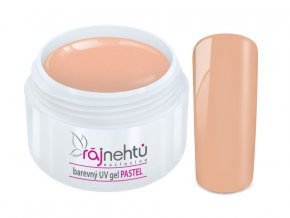 UV gel Pastel Peach