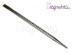 Exkavátor - zatlačovač nehtové kůžičky, kovový B