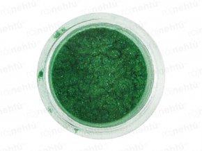 Kašmírový prášek - zelený