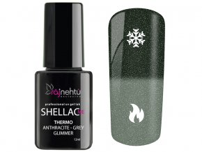 150104 Shellac Thermo Anthracite Grey Glimmer