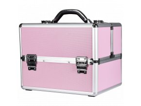 kufřík TRIO růžový 2