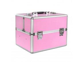 kufřík SENSE růžový 1
