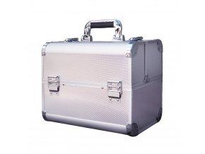 kufřík dots stříbrný 1