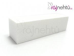 Pilník blok bílý - 180/100