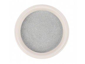 Ráj nehtů - Akrylový prášek GLITTER - Silver 5g
