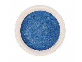 Ráj nehtů - Akrylový prášek GLITTER - Blue 5g