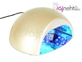 LED UV LAMPA  CCFL/LED - meruňková