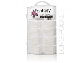 Fantasy Nails - Natural Nail tips Classic 100ks