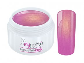 uv gel golden jenny violet