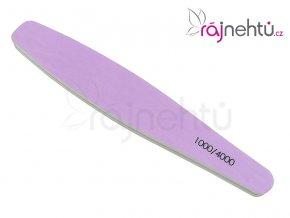 Leštící pilník fialovo-bílý 1000/4000