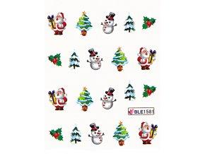 Vodolepky - Vánoce 1581