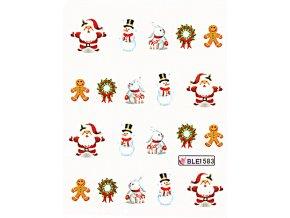 Vodolepky - Vánoce 1583
