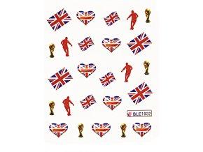 Vodolepky - Mistrovství světa - Anglie