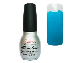 GABRA UV Step lak 3v1 - Modrá aqua