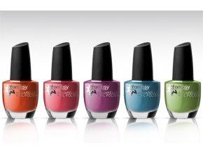 Fantasy Nails - Lak na nehty Aquarelle set 5x15ml