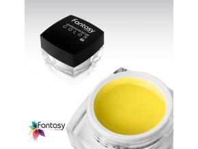 Barevný LED UV gel Fantasy nails 4g - č.02