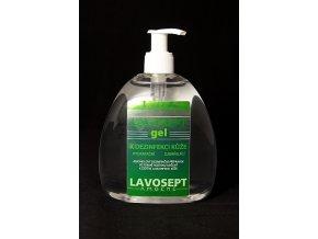 Lavosept gel - dezinfekce 400ml