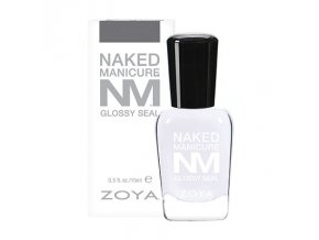Zoya Naked Manicure - Glossy Seal 15ml