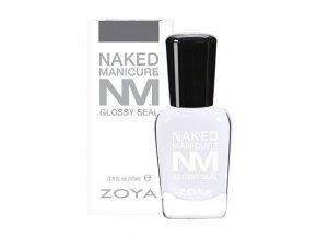 Zoya Naked Manicure - Glossy Seal 15ml