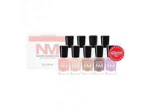 Zoya Naked Manicure - Mini Pro Kit
