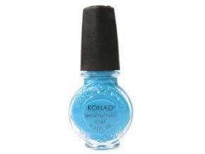 Speciální lak Konad 11ml - perleť modrý