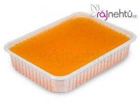 Parafínový vosk 400g vanička - pomeranč