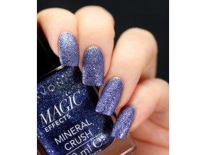 Lak na nehty s pískovým efektem - Agate