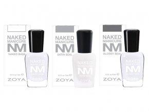 Zoya Strong & Naked