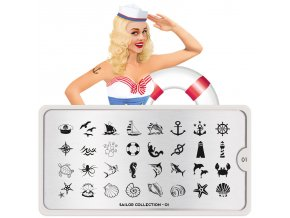 sailor nail art design 01