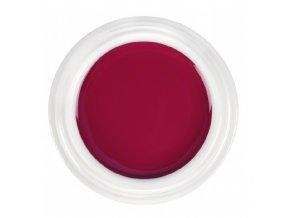 Ráj nehtů Barevný UV gel PURE - Scarlet - 5 ml