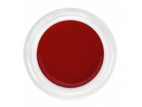 Ráj nehtů Barevný UV gel PURE - Straight Red - Červený - 5 ml