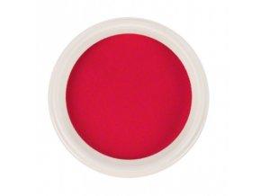 Ráj nehtů - Akrylový prášek - červený 5g