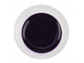 Ráj nehtů Barevný UV gel PURE - Straight Purple - Fialový - 5ml