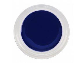 Ráj nehtů Barevný UV gel PURE - Straight Blue - Modrý - 5ml