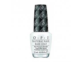natural nail base coat glitter off 15ml podkladovy lak pro snadne odstraneni trpytek opi