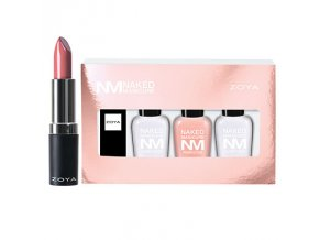 Naked Manicure Lips and Tips Nail Perfecting Quad 450