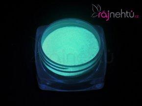 pigment svítící ve tmě