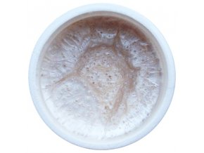 Barevný UV gel GABRA 7,5 ml - perleťový bílý