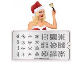festive nail art design 56