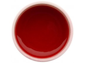 Barevný UV gel GABRA 7,5 ml - barevný malinově červený