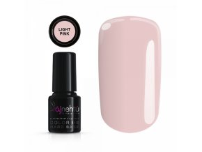 Gel lak Color Me Hard base light pink