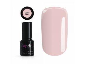 Gel lak Color Me Hard base light pink