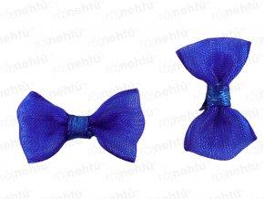 Mašličky 2 ks - modré