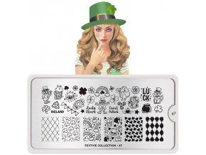 festive nail art design 67