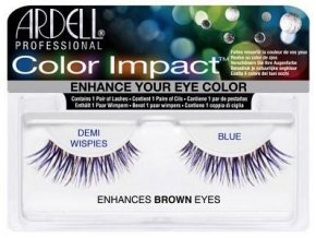 Ardell Color Impact Lashes Demi Wispies Blue