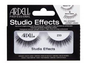 ARDELL Přírodní řasy STUDIO EFFECTS - typ 233