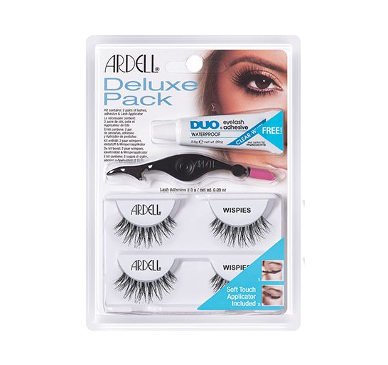 ARDELL Přírodní řasy DeLuxe Pack - Wispies