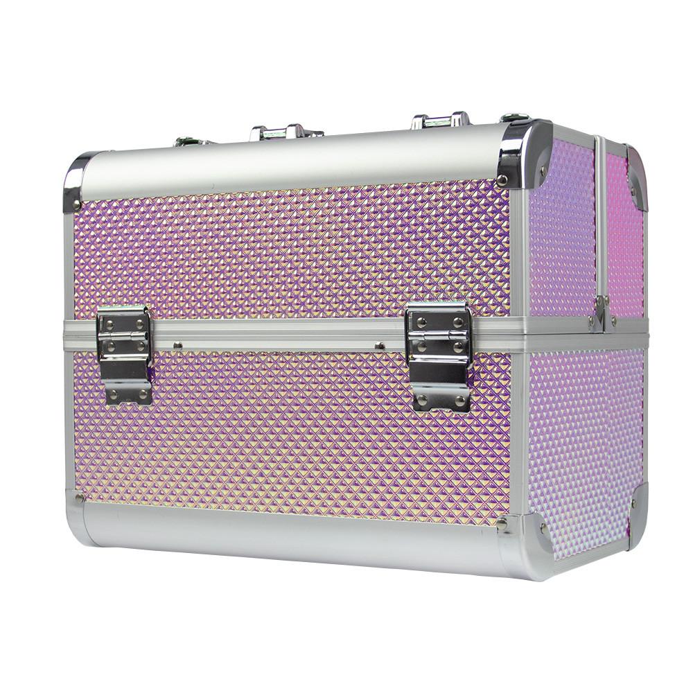 Ráj nehtů Kosmetický kufřík UNICORN Diamond 3